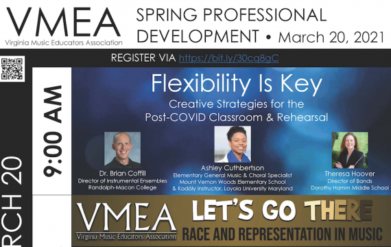 Spring Professional Development - March 20